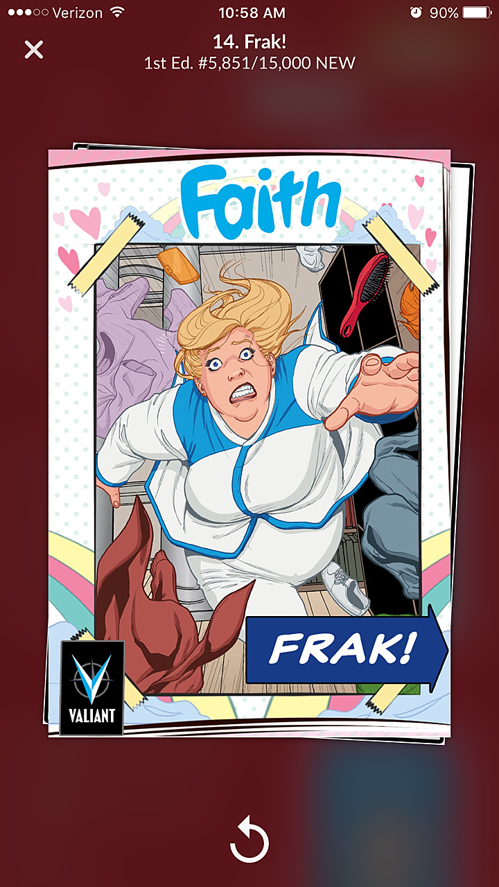 Valiant Joins Quidd to Offer First Trading Card Set in 20 Years