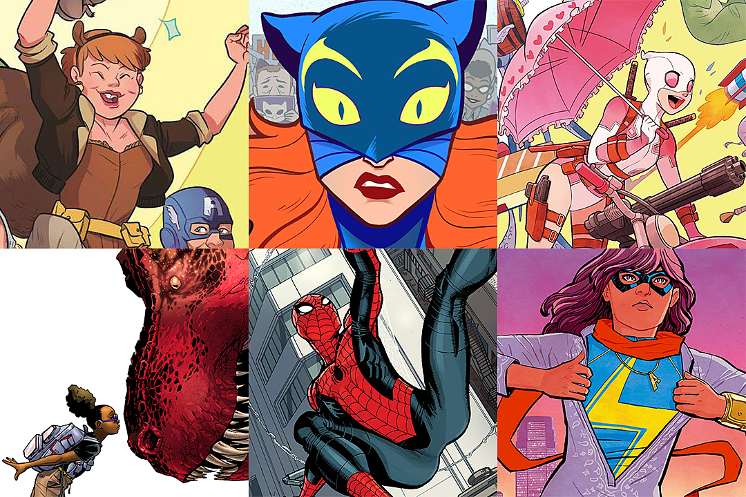 The Best Marvel Comics For Young Readers [Kids' Comics]