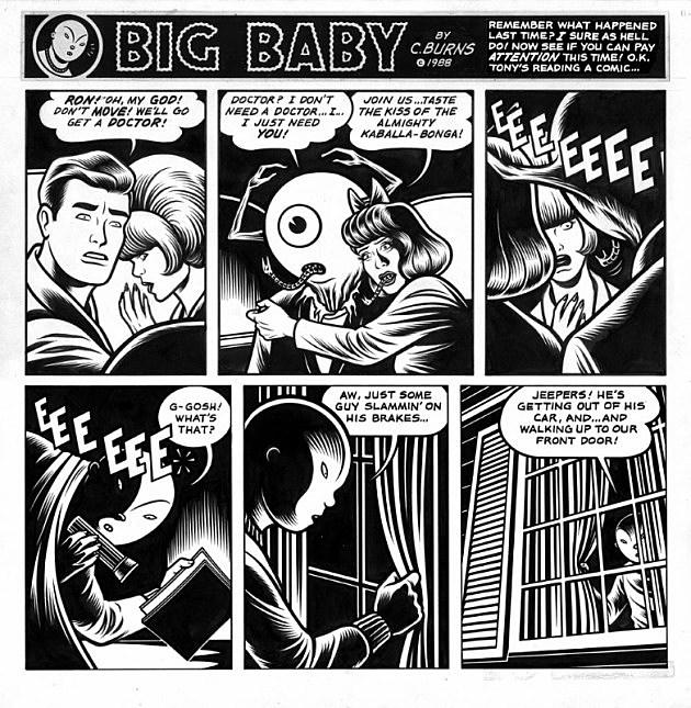 1 - Les comics que vous lisez en ce moment - Page 2 Big-Baby-e1474961053719