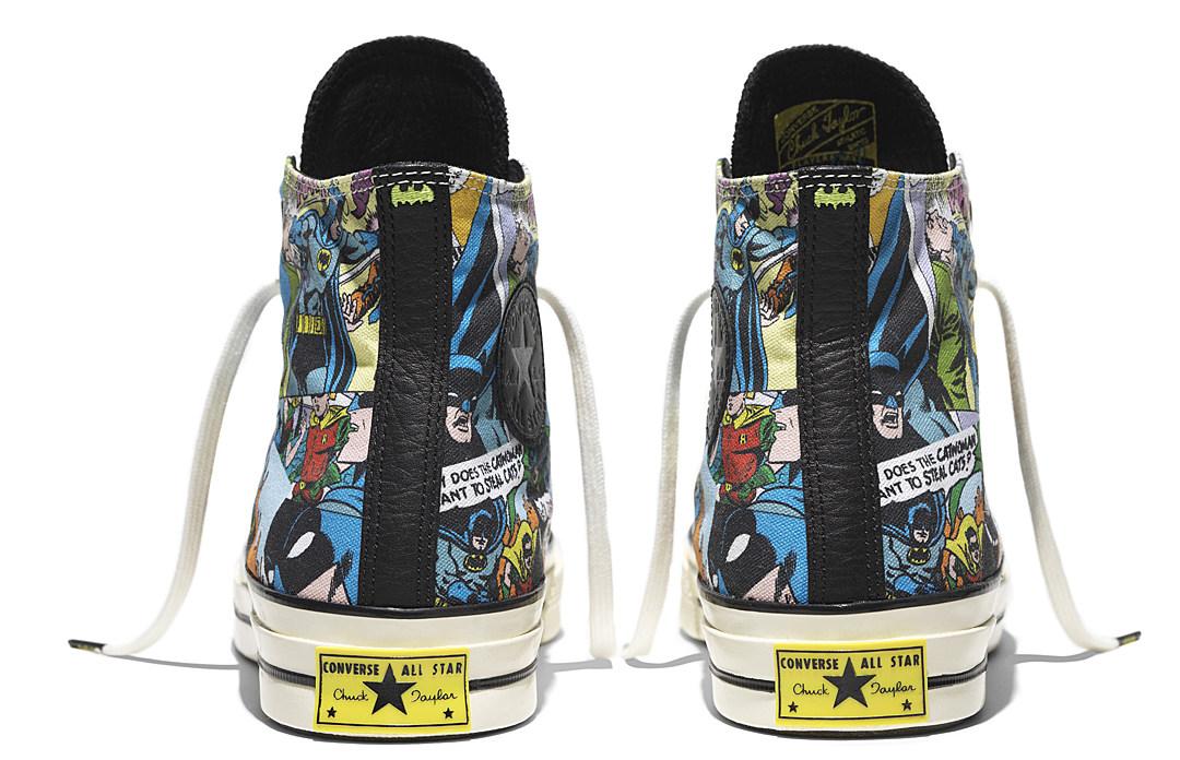 All Star Batman: Converse Puts The Dark Knight On Your Feet
