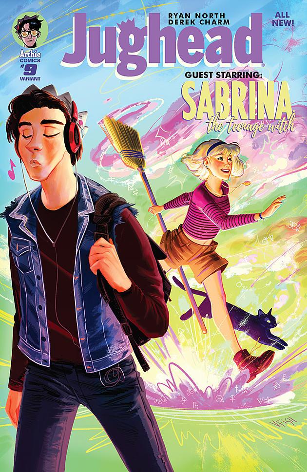 Sabrina Returns And Grubhead Makes His Debut In 'Jughead' #9