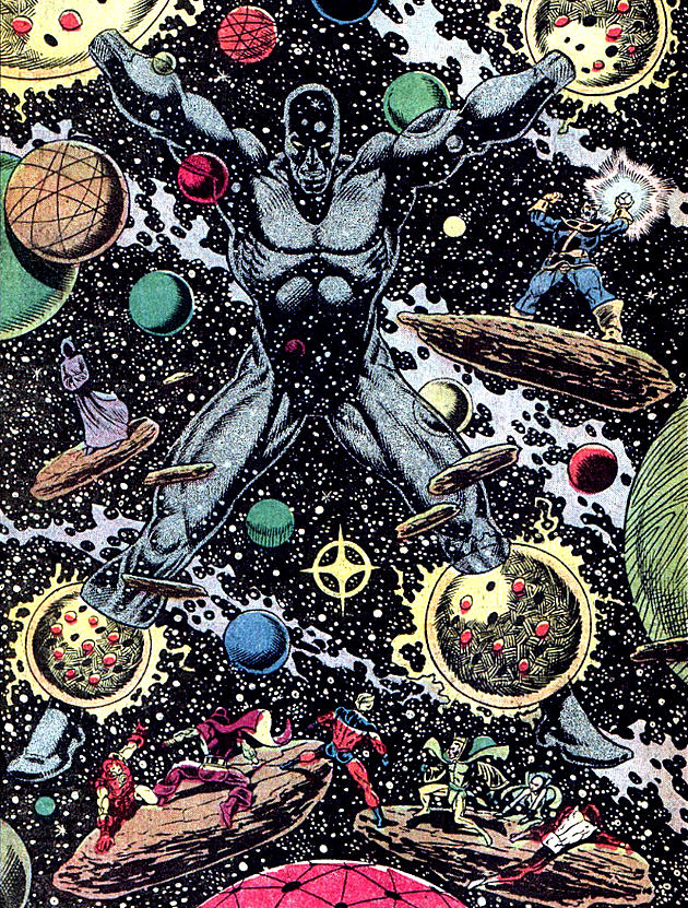 Tripping Through The Infinite Cosmos: A Tribute To Jim Starlin
