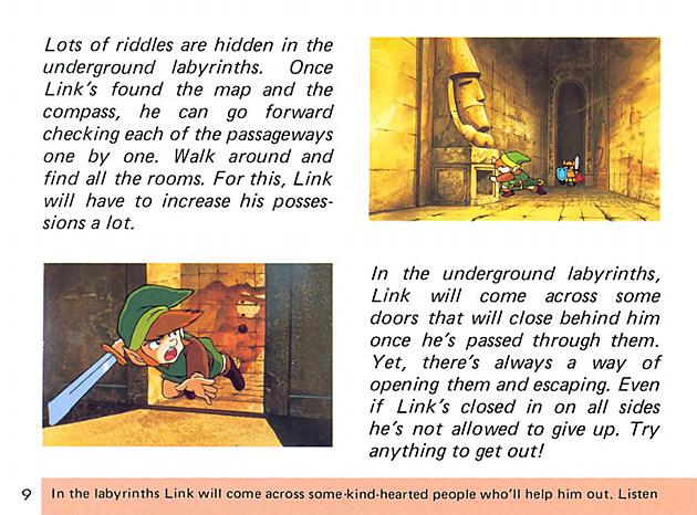 nes game manuals online