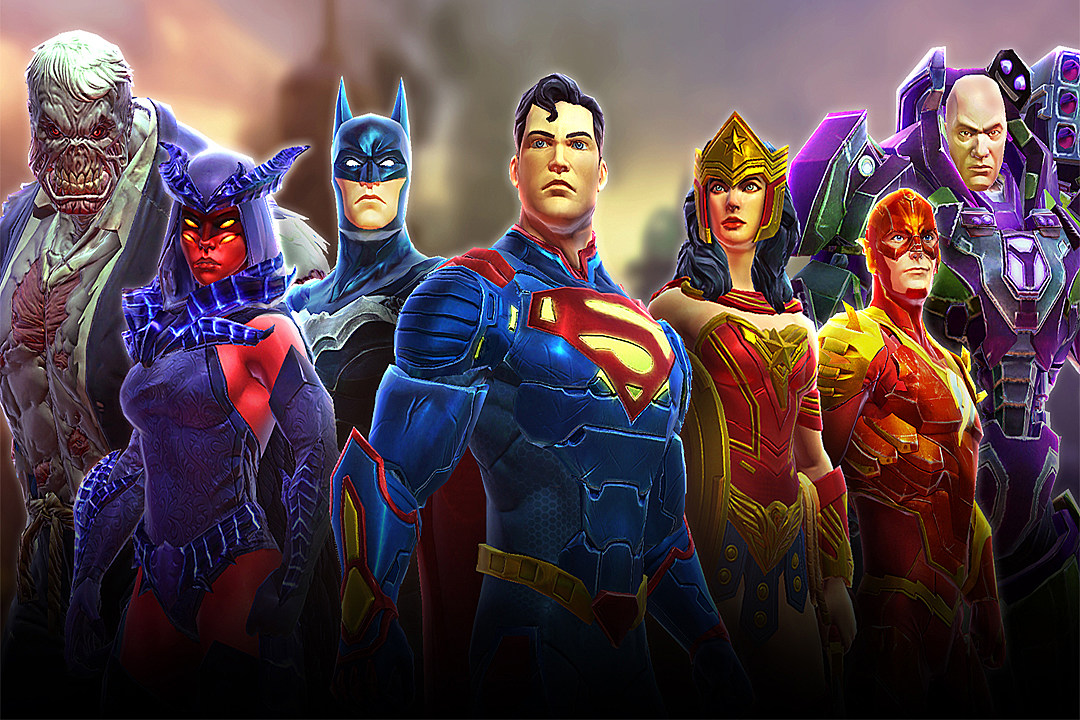 Dc Legends Shows Off Legendary Characters In New Gifs