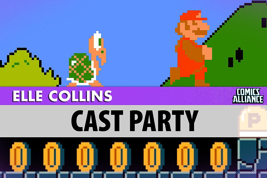 2e19c0a50 Cast Party  Who Should Star In A  Super Mario Bros  Movie