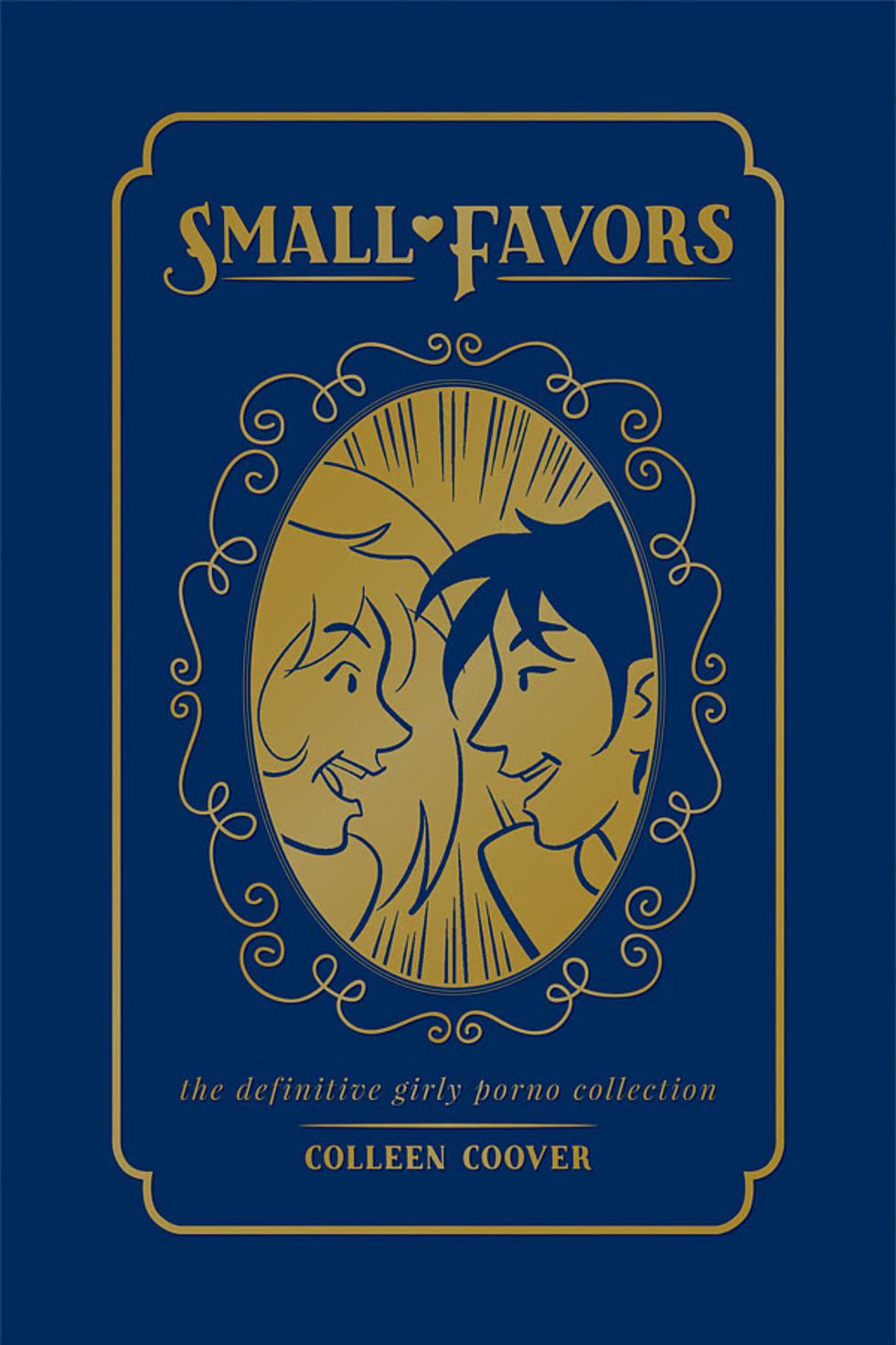 Erotic Comedy 'Small Favors' Collected By Limerence Press