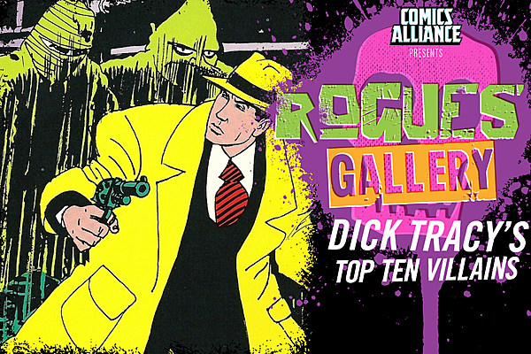 dick tracy rogues gallery
