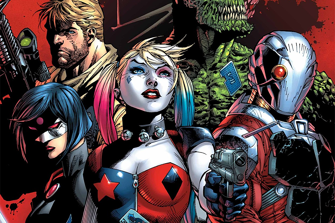 Rob Williams On What Makes 'Suicide Squad' Tick