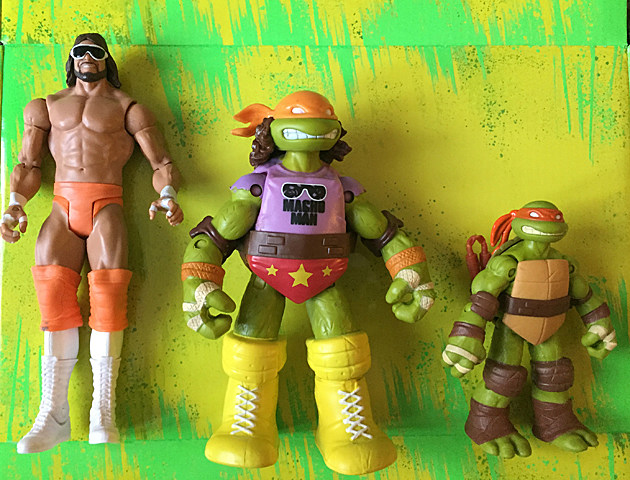An Extremely Thorough Review Of The TMNT Ninja Superstars