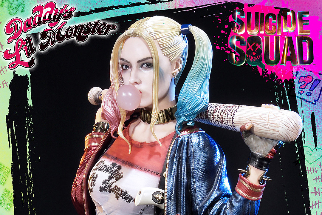 Harley Quinn Brings Her Brand of Mayhem to Prime 1 Studio