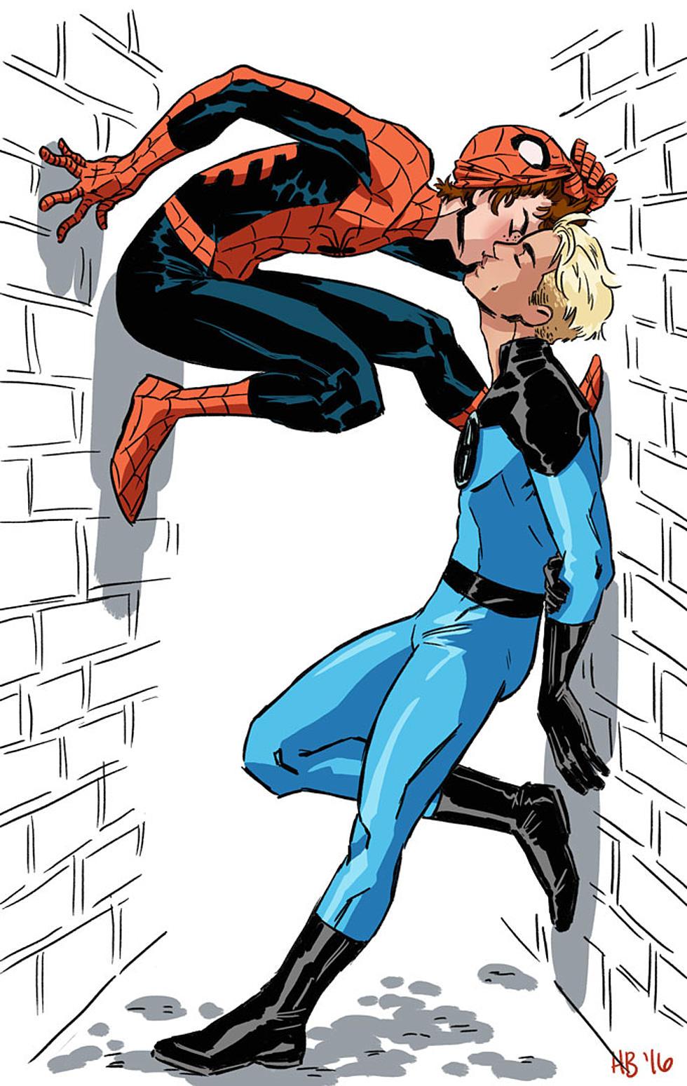 Spiderman Sex