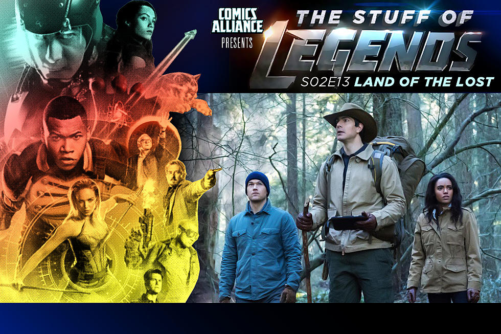 Legends of Tomorrow' Season 2, Episode 13: 'Land of the Lost'
