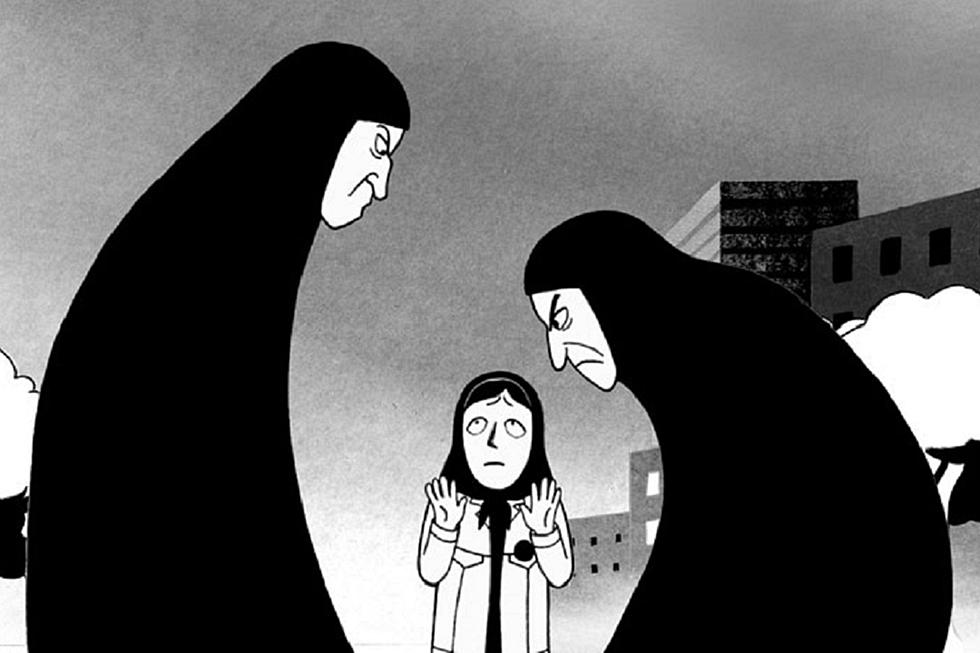 Coming Of Age The Persepolis Mixtape