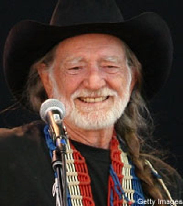 Willie Nelson Sets American Standard