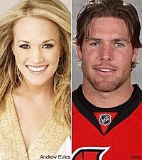 Carrie Underwood, Mike Fisher