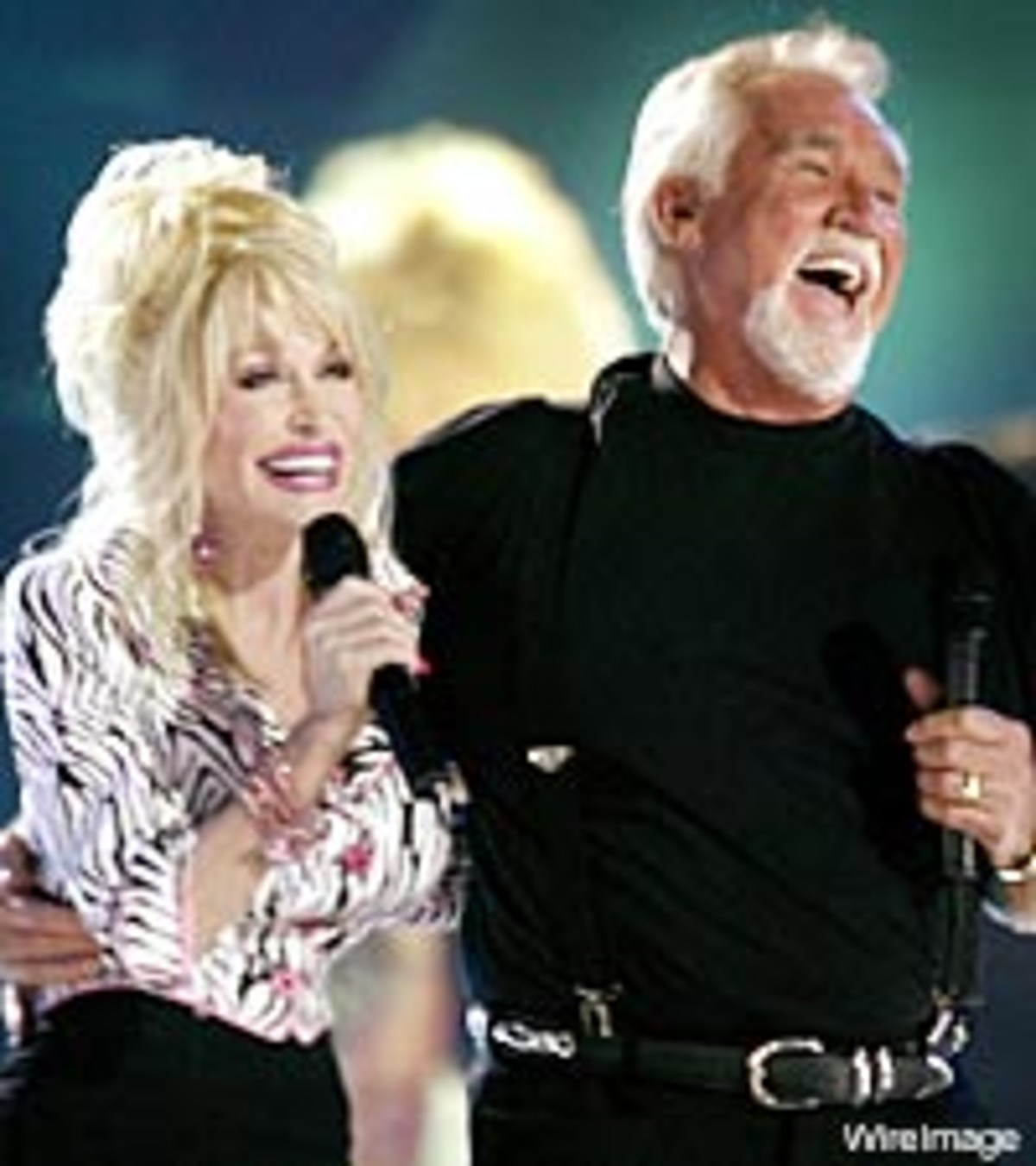 Kenny Rogers Wants Dolly to 'Tell Me That You Love Me'