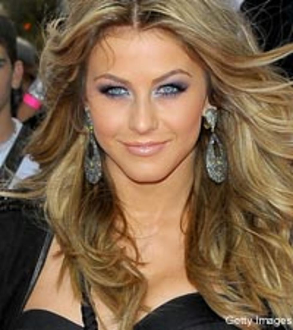 Julianne Hough Glad Not To Cut Footloose Just Yet