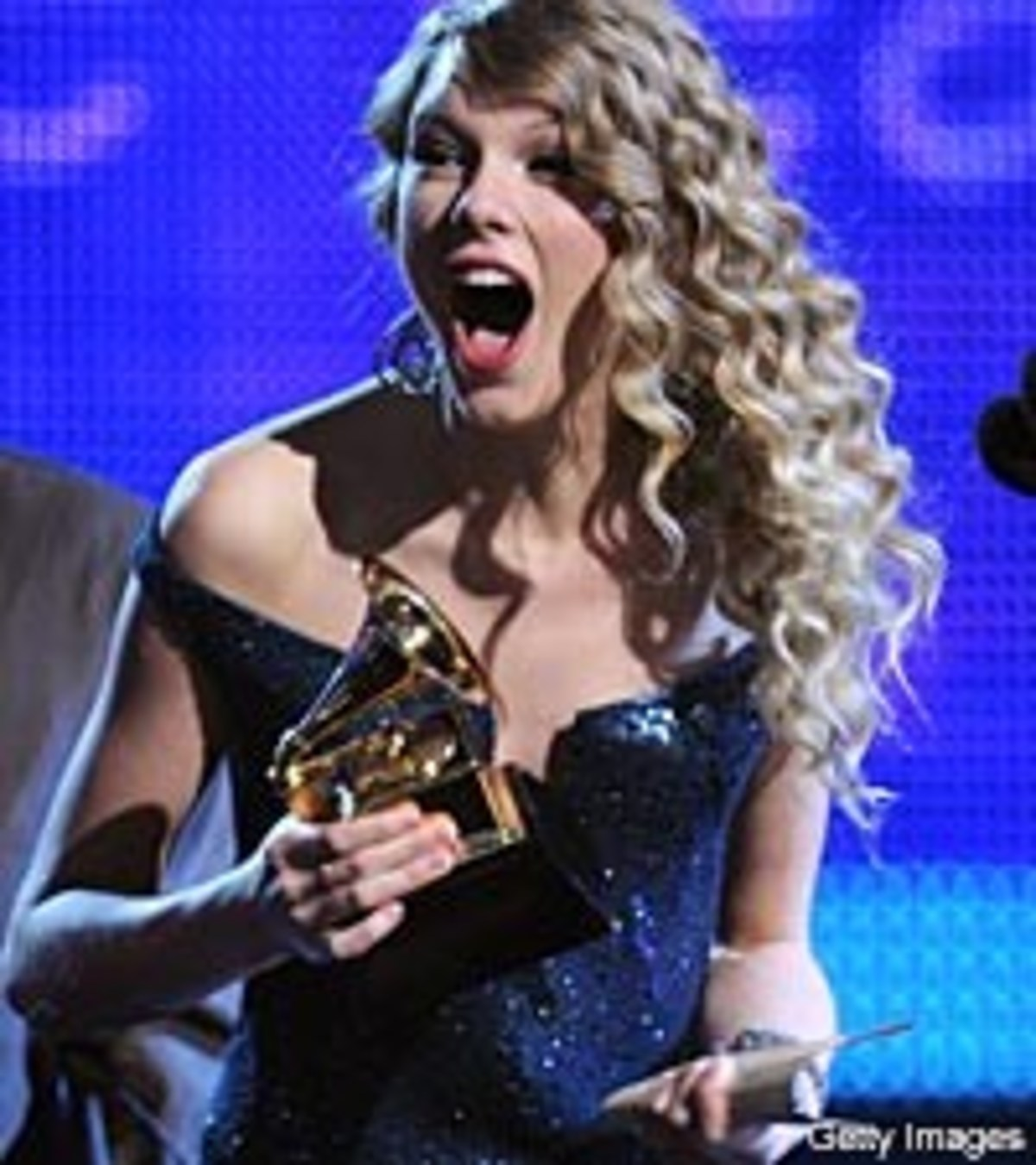 Taylor Swift Wins Grammy For Album Of The Year