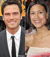 Chuck Wicks, Julia Jones
