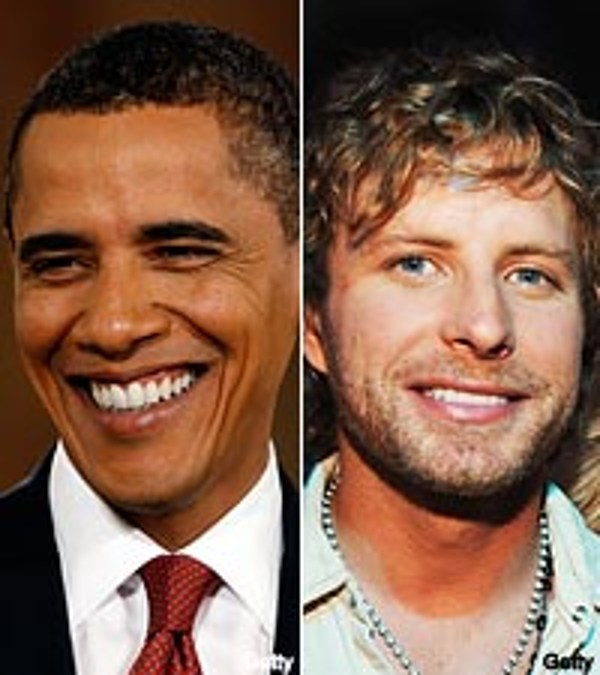Dierks Bentley Reveals Private Meeting With President Obama