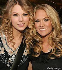 Taylor Swift, Carrie Underwood