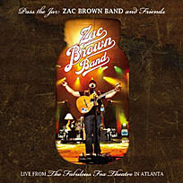 Zac Brown Band, Pass the Jar