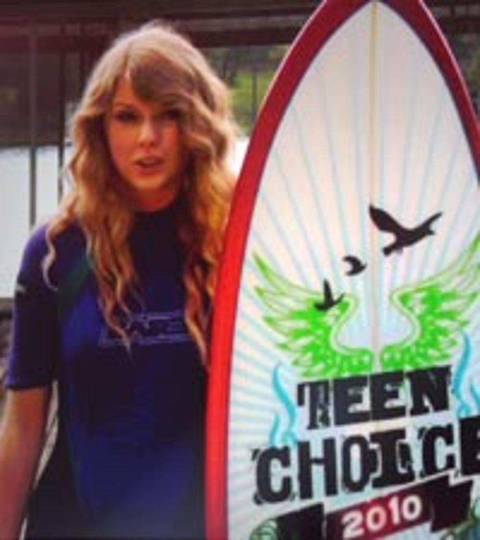 Taylor Swift Keith Urban Lady A Are Teen Choice Winners