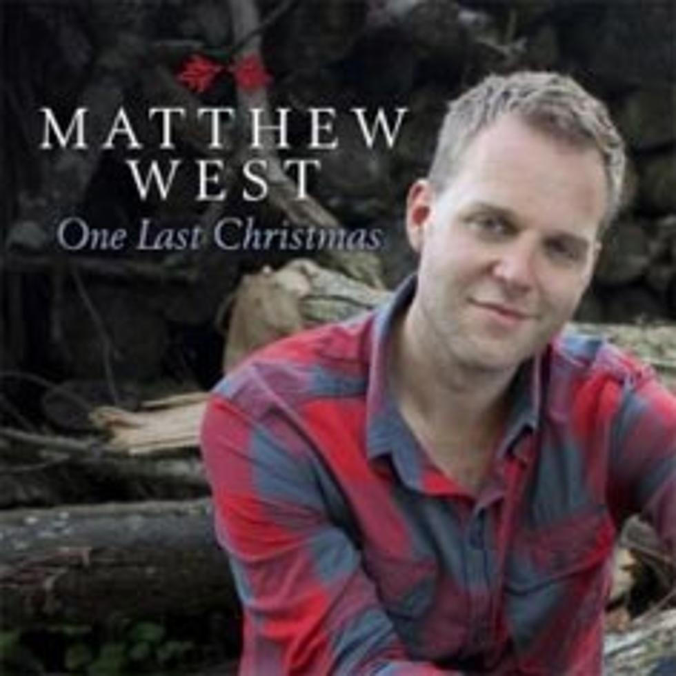 Last Christmas Album Cover.Matthew West S One Last Christmas Tells Incredible Story
