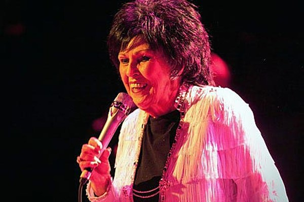 Wanda Jackson Is Still Here For The Party