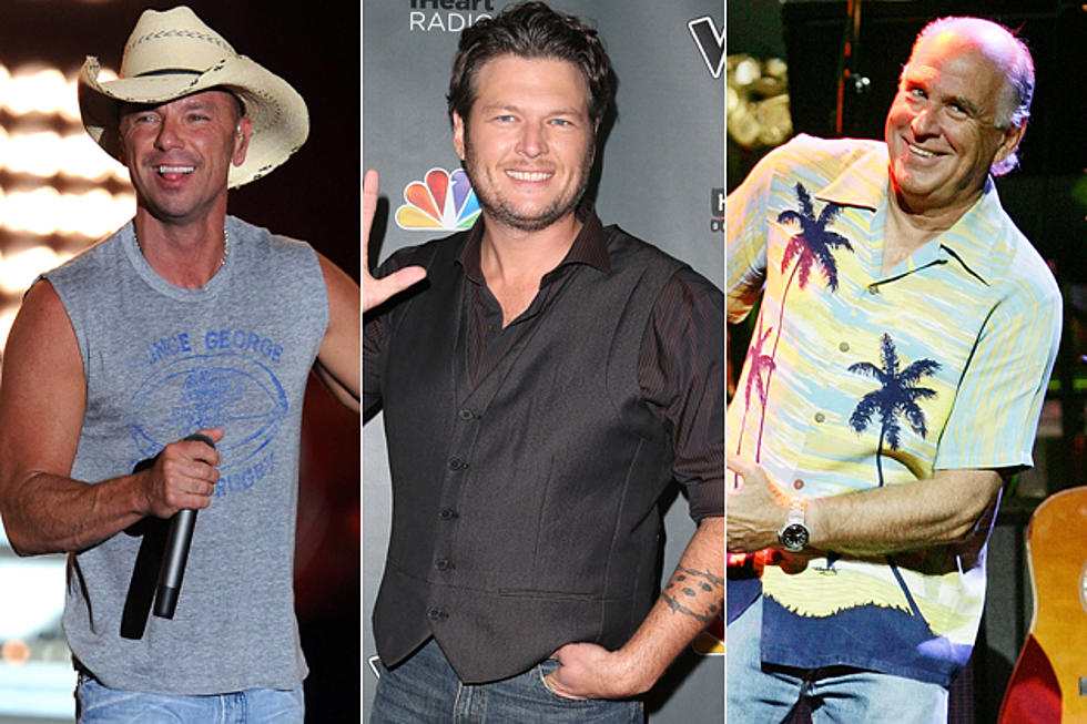 Top 10 Country Beach Songs