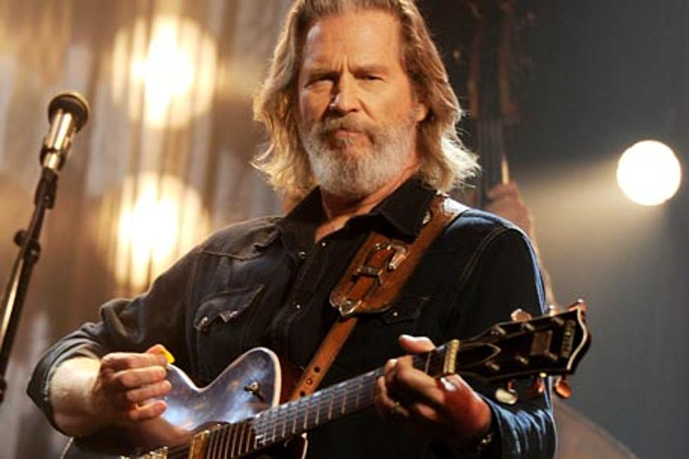 Jeff Bridges Musical Roots Sprout On New Album Exclusive Video