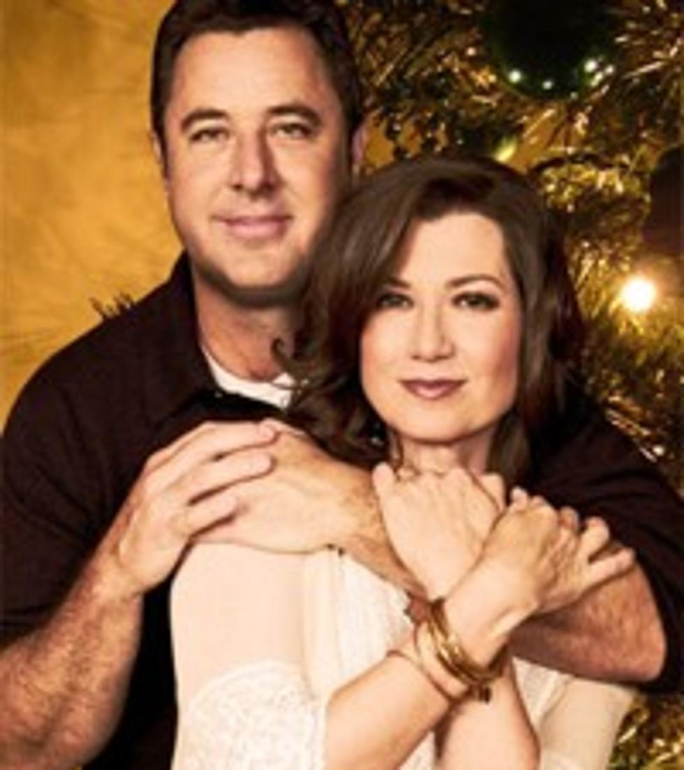 Amy Grant Christmas.Vince Gill And Amy Grant Gear Up For Christmas Tour