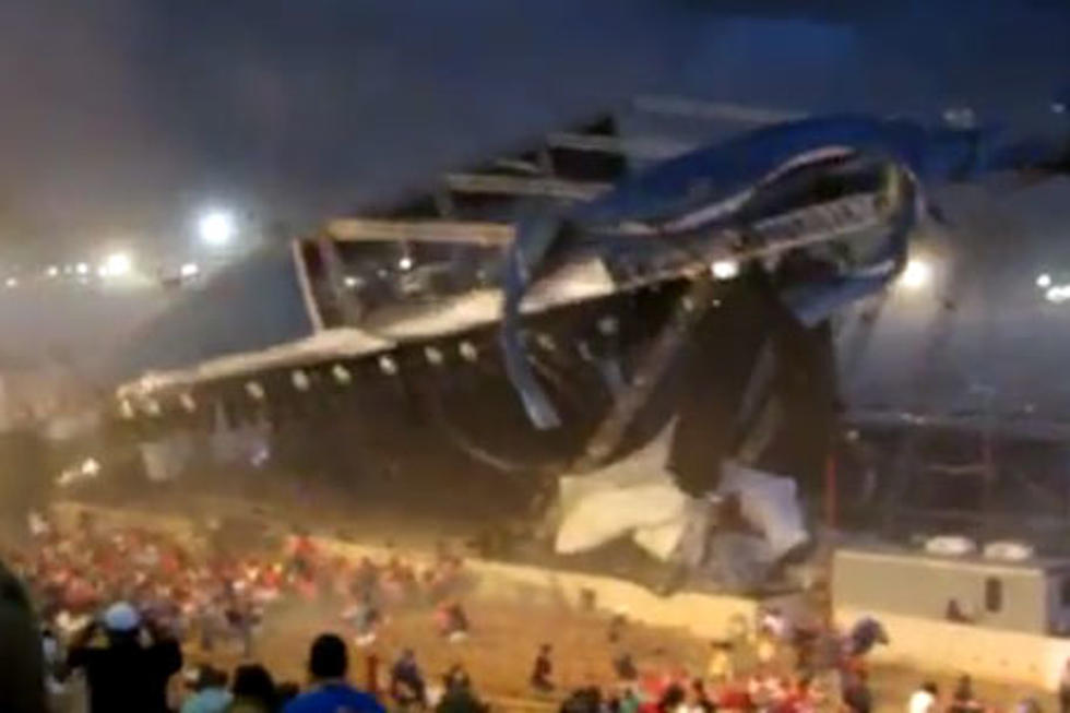 Four Dead Following Stage Collapse at Indiana State Fair