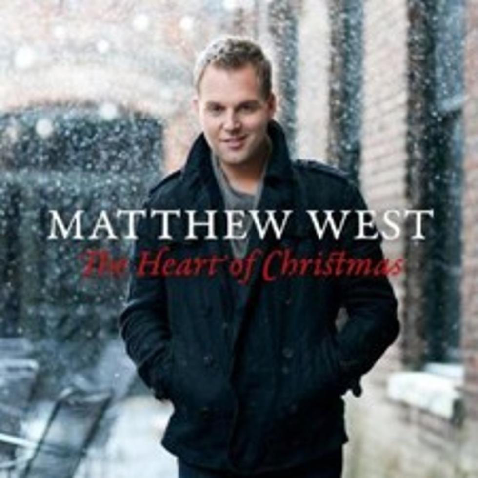 Matthew West The Heart Of Christmas.Matthew West S Heart Of Christmas Features Vince Gill Amy