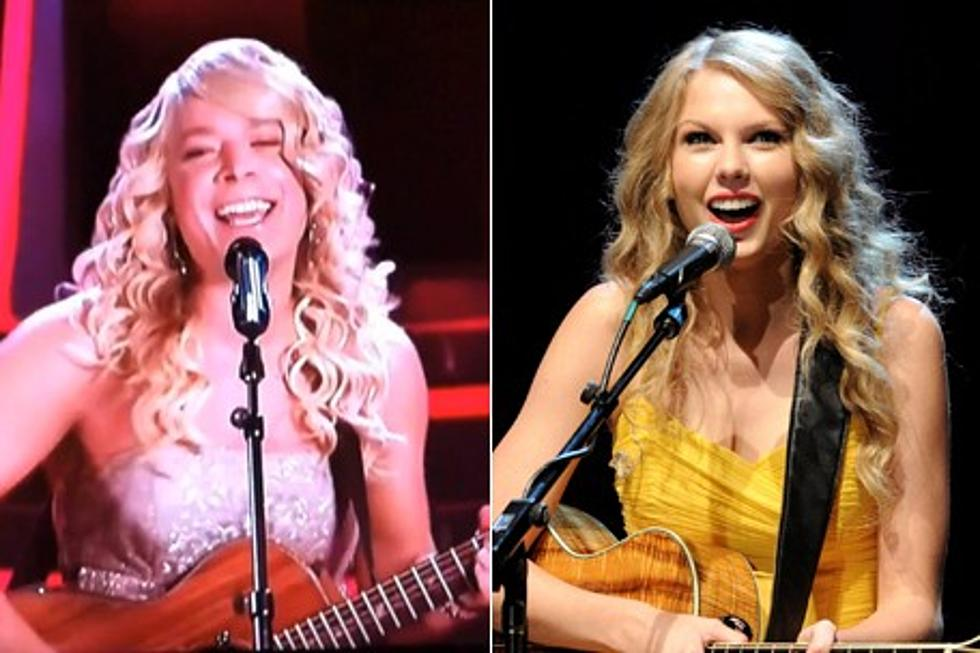 Jimmy Fallon Impersonates Taylor Swift In Voice Parody