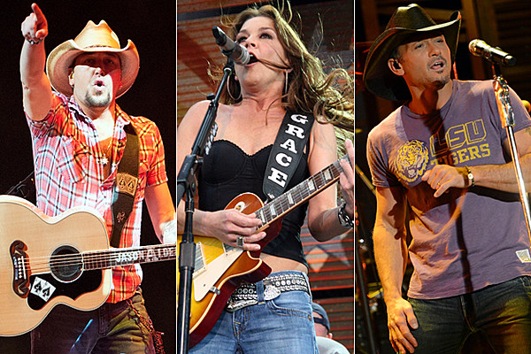 Country Music's Top 10 Party Songs