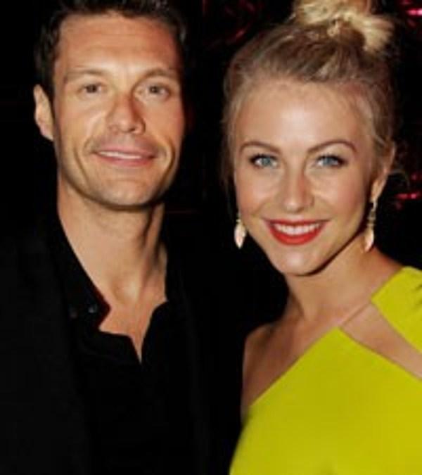 Ryan Seacrest, Julianne Hough Romance Had Early Warning