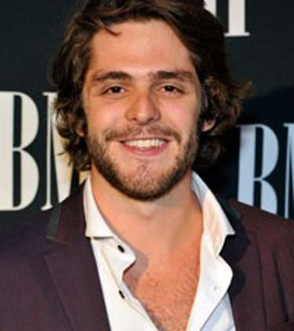 Thomas Rhett, 'Beer With Jesus' Provides Divine Inspiration