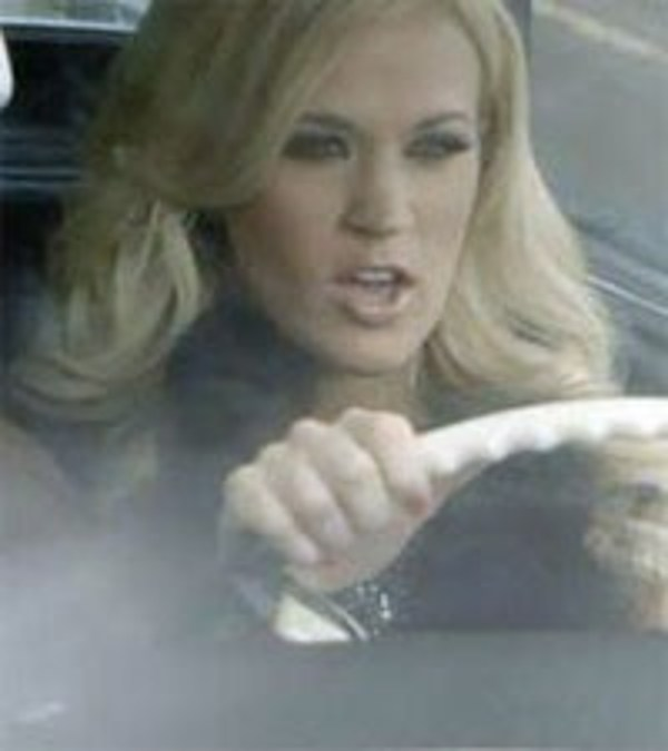 Carrie Underwood, 'Two Black Cadillacs' Behind-the-Scenes