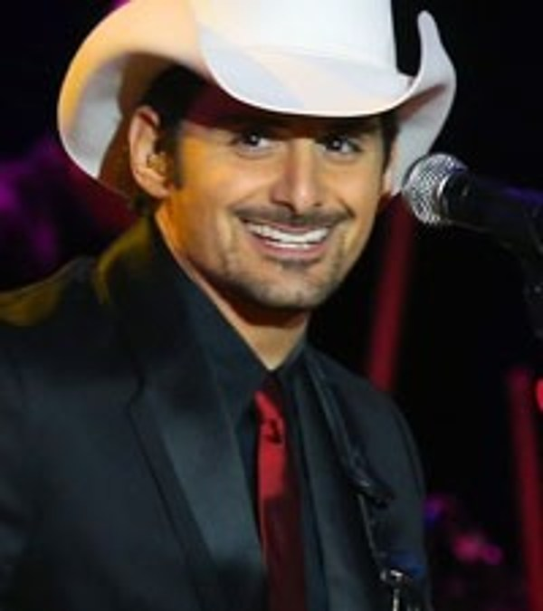 Brad Paisley Summer Tour Dates to Include Cowboy Hats and Baseball Caps db04b3af4dc