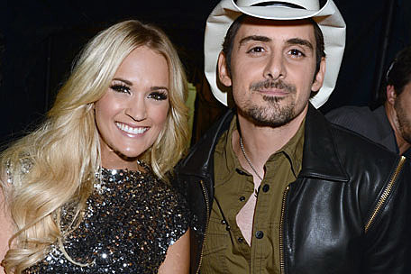 Brad Paisley Carrie Underwood Hates Kids Kenny Chesney Has