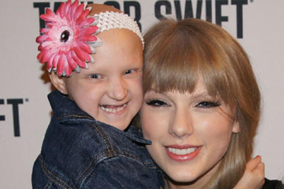 Taylor Swift Special Fan Singer Makes Little Girl S Dream Come True Video