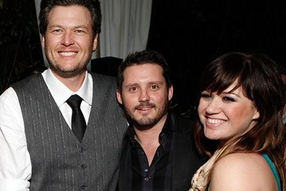 Kelly Clarkson Wedding.Kelly Clarkson Wedding Blake Shelton Will Have Dual Role