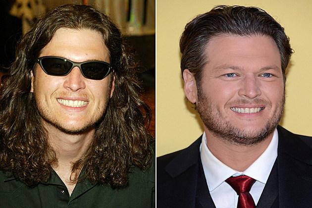 Do You Prefer Blake Shelton With Long Hair Or Short Hair