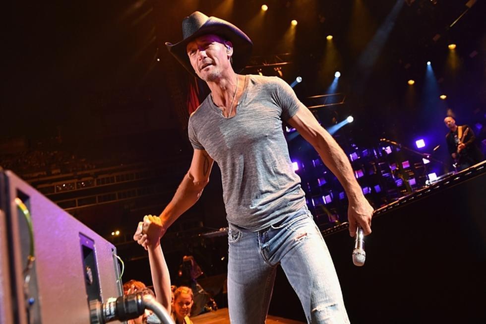 News Roundup — Tim McGraw Loves His Black Cowboy Hats 1e82cad04c40