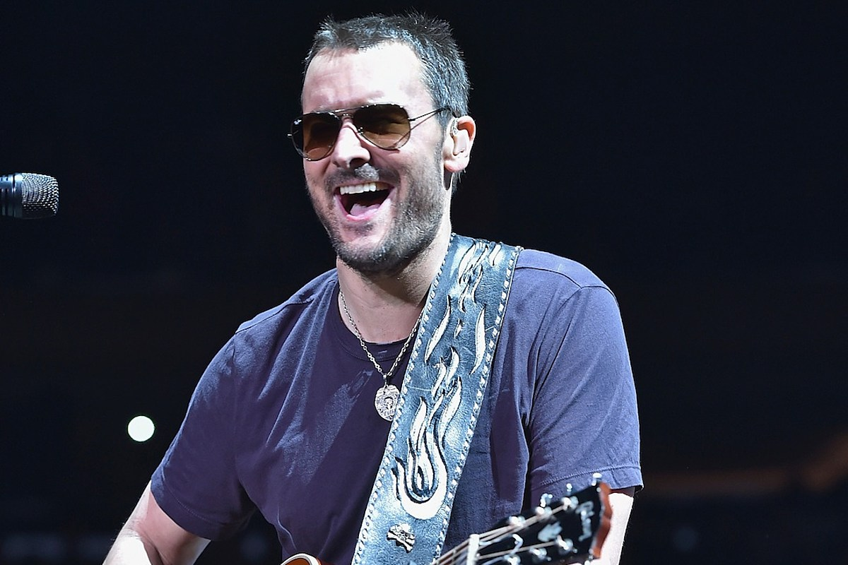Eric Church Shares A Nickname With His Grandpa
