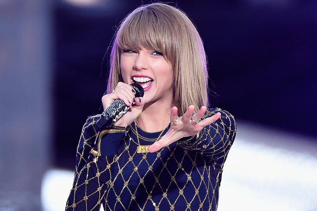 Taylor Swift Announces 2015 1989 World Tour Dates