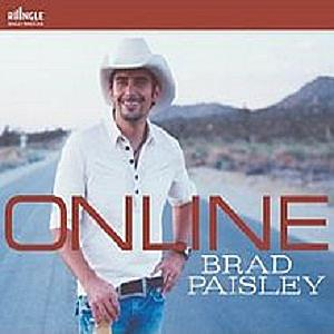 0e3c3c90b5bae Country Music Memories  Brad Paisley s  Online  Goes Gold