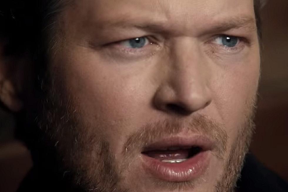 Blake Shelton Debuts 'Sangria' Music Video