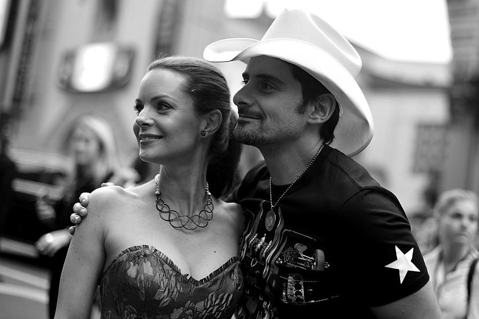 Country Music Memories: Brad Paisley Marries Kimberly Williams